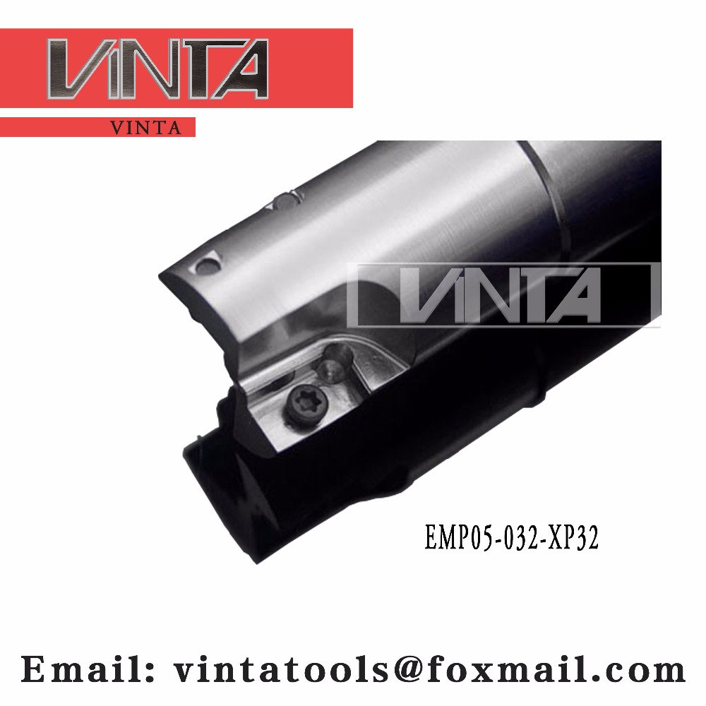 Free shipping EMP05-032-XP32  Indexable Milling cutter matched APKT11T3 carbide insertFree shipping EMP05-032-XP32  Indexable Milling cutter matched APKT11T3 carbide insert