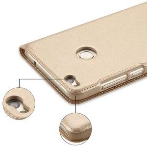 Image 3 - FDCWTS עבור Huawei P8 לייט 2017 קייס הכבוד 8 Lite כיסוי Flip חלון יוקרה ארנק חזרה כיסוי טלפון כיסוי עור לכבוד 8 לייט
