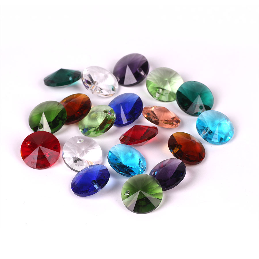 Craft beads in bulk - Diy Beads 8 10mm Fashion Design Beads For Jewelry Handmade Crystal Glass Beads For Women Accessories