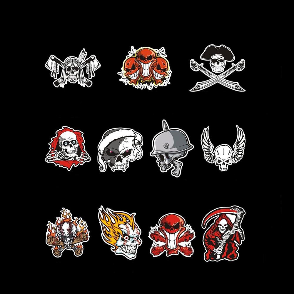 Stiker Ghost Rider