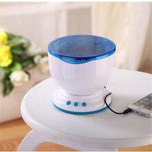 Mini Bluetooth speaker star night light projector ocean blue sea waves lamb for iphone 7/7s/iphone 6/6s plus/ smart phones