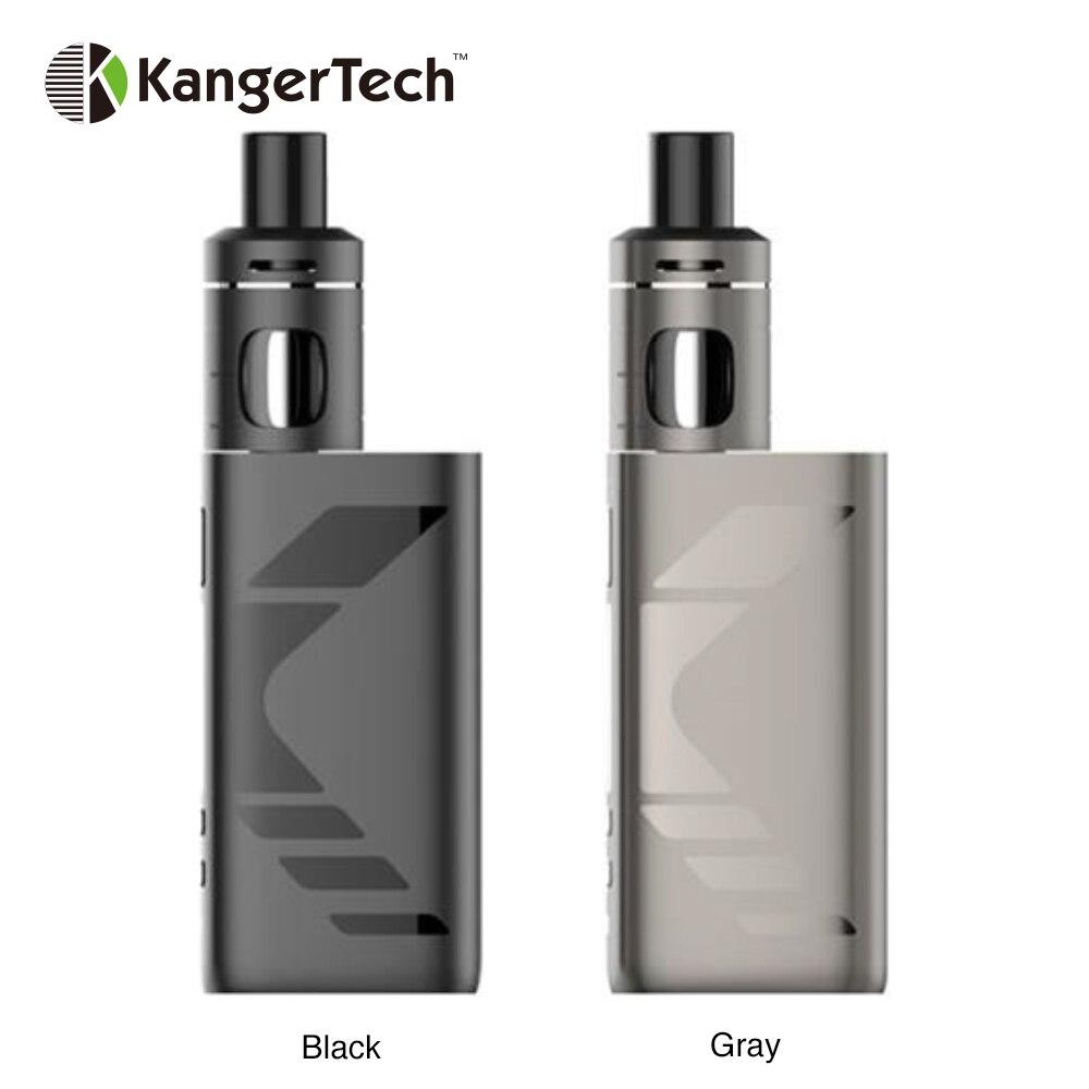 D'origine Kangertech Subox Mini Version 2 Kit de démarrage 2200 mAh batterie 2 ml réservoir étanche mi-dl/MTL Ecig Kit Vape VS ondulation