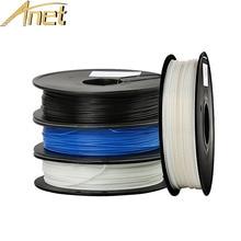 5 Color PLA 1.75mm 0.5Kg/Roll Plastic Consumables Material Refill for MakerBot/RepRap/UP/Mendel Anet 3D Printer pen Filament
