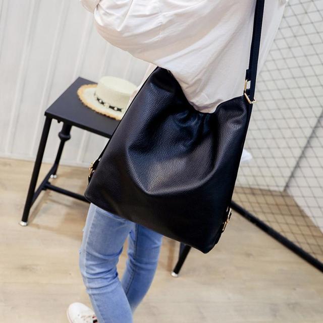 Designer PU leather women's backpack small mini Useful Two Type use girl causal shoulder bag Cute bagpack Feminina Feb13