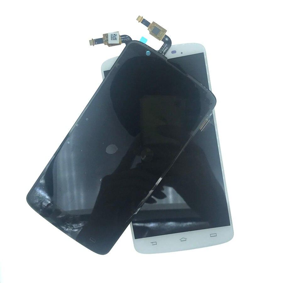 Wisecoco 5 pcs/lot en Stock nouveau LCD de couleur blanche de 6 pouces pour écran LCD Philips I928 avec écran tactile en verre + numéro de suivi