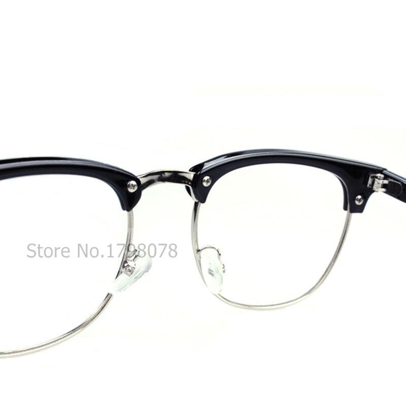 12040874e1acf 2016 New Retro Feminino Óculos Masculinos Óculos de Design Da Marca Vidros  do Olho quadros Para Mulheres Homens Simples espetáculo óptico quadro oculos  de ...