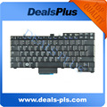 New Laptop US Keyboard With BIG ENTER Without Pointer And Mouse Buttons For Dell Latitude E5400 E5410 E5500 E5510 E5300 E5310