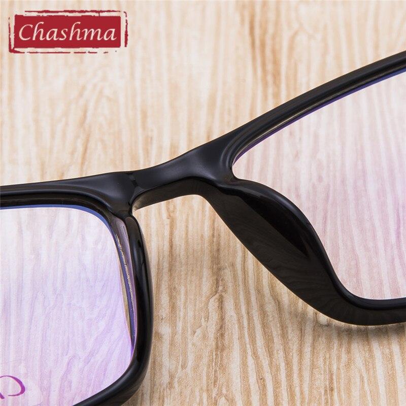 Chashma estilo delgado ultra ligero Marcos anteojos moda flexible ...