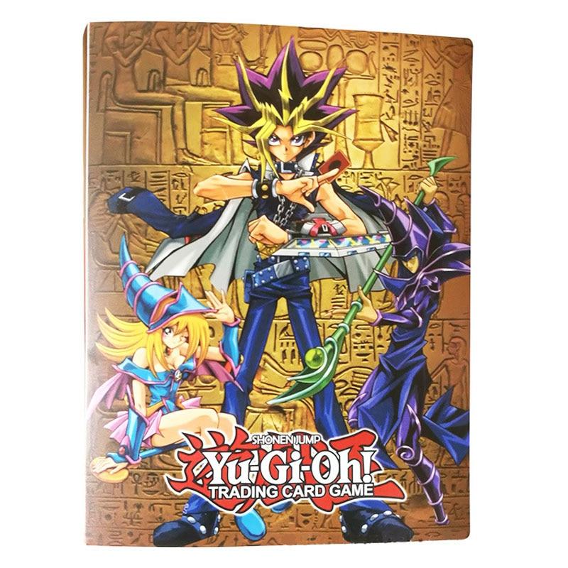 Yu Gi Oh Card Collection Book Card Storage Finishing