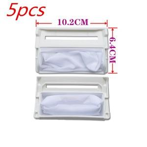 Image 1 - Pièces de rechange pour machine à laver, filtre, adapté pour machine à laver, lg, 5 pièces