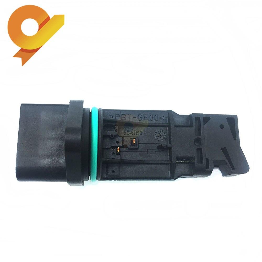 Original 0281002461 074906461B Mass Air Flow Sensor For VW GOLF PASSAT Variant JETTA CADDY EOS POLO