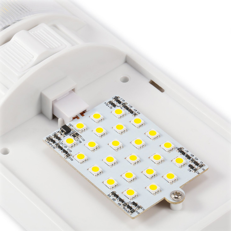 Image 4 - 12V RV Ceiling Dome Light RV Interior Lighting 48 Led 5050 for Boat Camper Trailer Camper with Switch 6000k 6500k Clear Light-in RV Parts & Accessories from Automobiles & Motorcycles