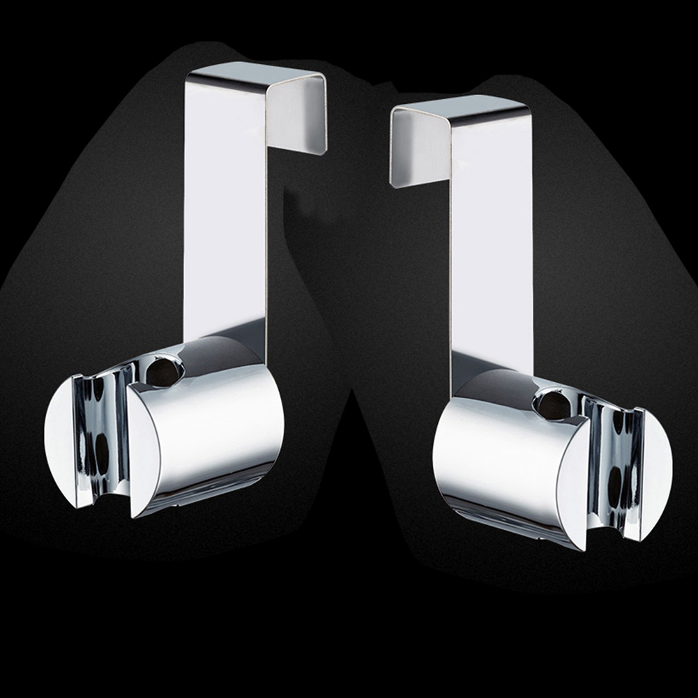Permalink to Bathroom Wall Stainless Steel Practical Shower  Bracket Attachment Durable Parts Tank Home Bidet HandHeld Sprayer Hardware