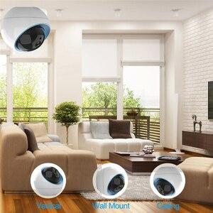 Image 2 - Wdskivi caméra de Surveillance dôme IP WiFi Cloud HD 1080P, dispositif de sécurité sans fil, avec suivi automatique et protocole ONVIF P2P RTSP NAS