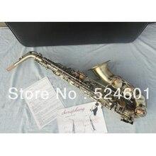 Bronze Archaize Alto Saxophone Eb R54 E Flat Saxofone with Mouthpiece Professional Musical Instrument SAS-R54