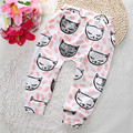 Baby Pants Summer &Autumn Fashion Cotton Infant Pants Newborn Baby Boy Pants Baby Girl Clothing 0-24 M Baby Trousers