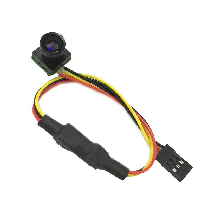 Ny Super Mini 700TVL 1,8mm NTSC-format FPV-kamera för RC QAV250 - Kamera och foto
