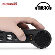 RR03 PUHIDUN-Musical Portátil Bluetooth Ir Para Iniciantes Bateria de Alta Capacidade da Bateria de Carro Do Impulsionador Do Carro Saltar Banco de Potência de Arranque