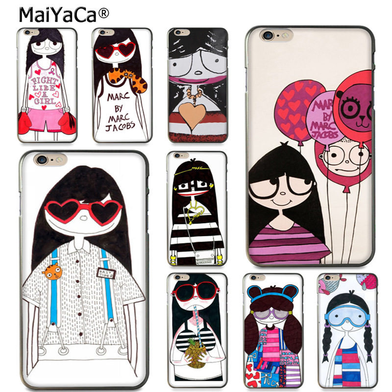 MaiYaCa Marc by Marc Jacobs Miss Marc lovely girl Popular Phone ...