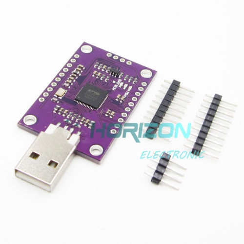 Nuevo CJMCU FT232H multifunción de alta velocidad USB a JTAG UART/FIFO SPI/I2C módulo