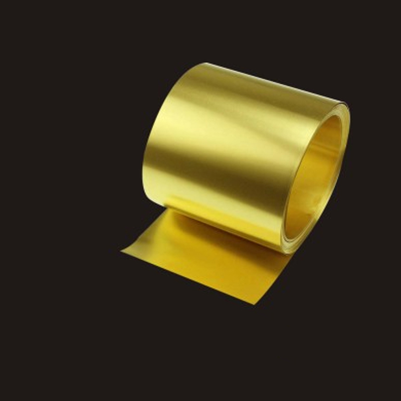 1pc 0.1/0.2/0.3mm Thickness Brass Sheet Metal Thin Foil Plate Shim Industry Materials For Metalworking Welding