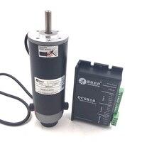 Dc щеткой Servo Двигатель drive kit 120 Вт 50oz in 0.35nm 2900 об./мин. 18 ~ 80vdc dcm50207d 1000 + DCS810 Дифференциальный датчика новый