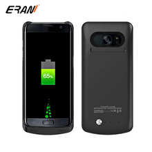 Battery Charger Case for Samsung galaxy s7 S7 edge 4200/5200mAh Power Charger Case External Battery Backup Pack Charging Case