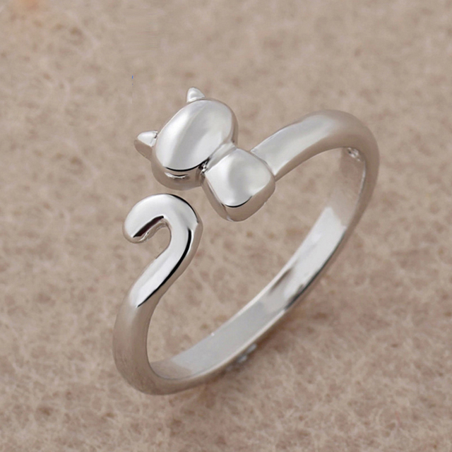 plated ring wedding frosting with lead item orsa rings jewels gold free silver white color surface elegant nickel fashion couple style