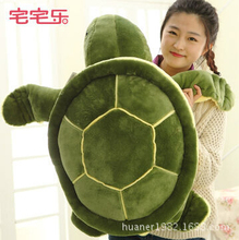 70cm Cute turtle cushion pillow Tortoise plush toys Christmas / Valentine's Day gift kids toy free shipping