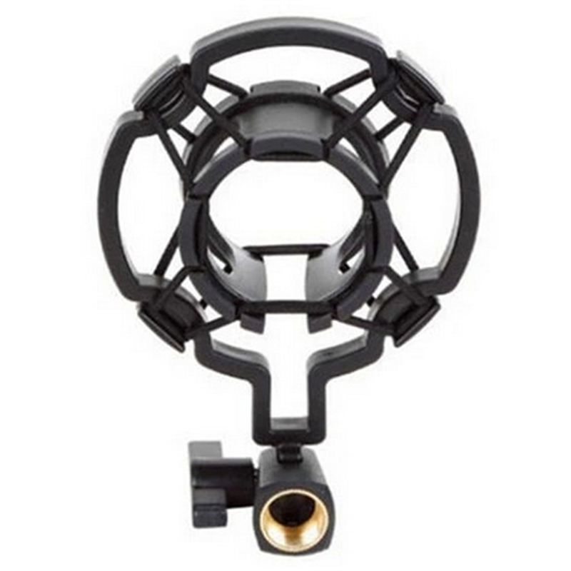 Studio Universal Plastic Microphone Shock Mount Mic Stand For Recording Microphones Condenser Holder Mic Clip