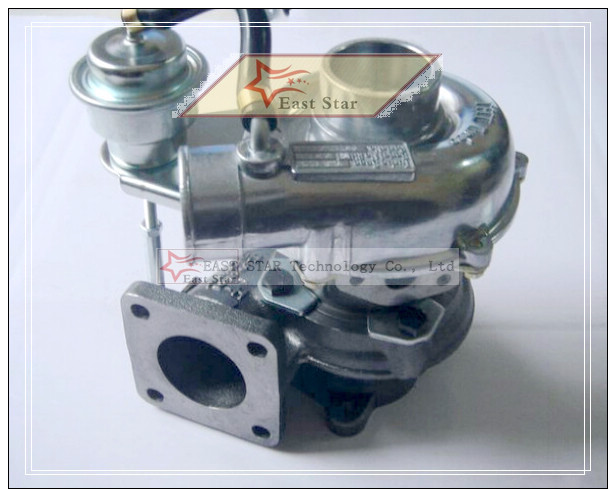 100% NEW RHB5 8944739540 Oil Cooled Turbo Turbine Turbocharger For ISUZU Trooper PIAZZA 1988-1991 4JB1T 4BD1T 2.8L Free Gaskets