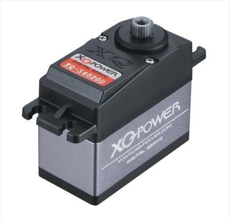 High Quality XQ POWER XQ S4020D Digital Servo Titanium Gear Digital Servo S4020D 7 2V