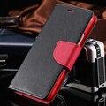 Для Galaxy S4 Кожаные Чехлы Ультра Магнитных Флип Слот Для Карты чехол Чехол Для Samsung Galaxy S4 I9500 Кожа Мобильного Телефона крышка