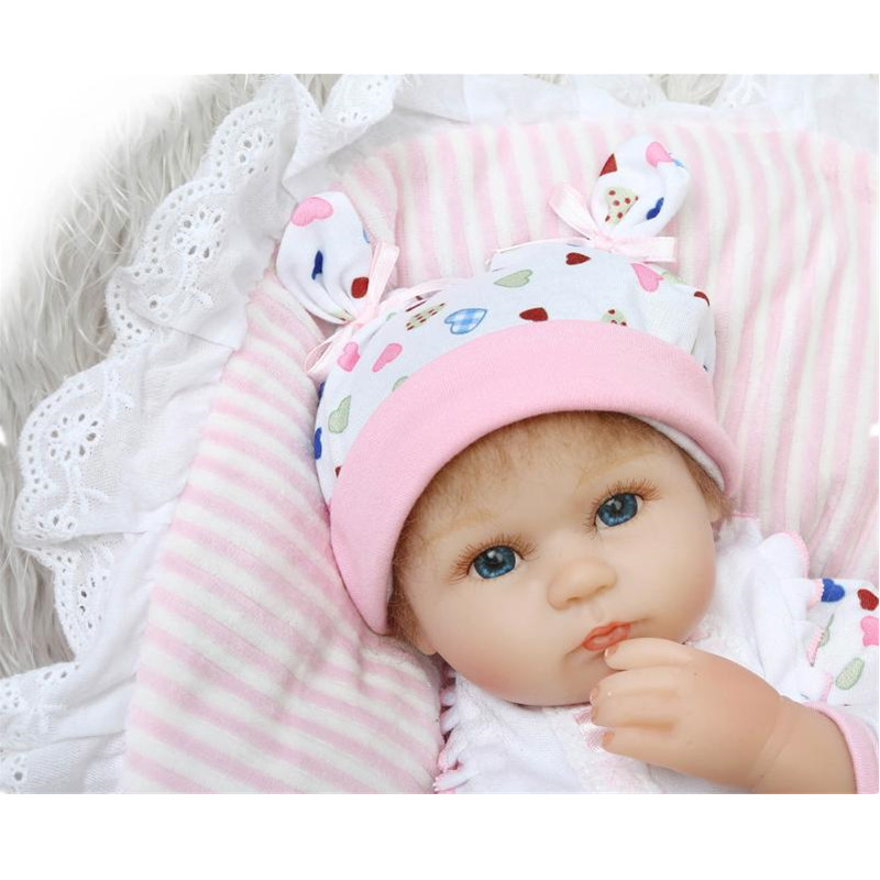 16 Inch 42cm NPK Dolls New Gift Brinquedos Bebe Silicone Reborn Baby Dolls for Sale Baby Doll Toys Kids Toys Renace Tiene Muneca hot sale toys 45cm pelucia hello kitty dolls toys for children girl gift baby toys plush classic toys brinquedos valentine gifts