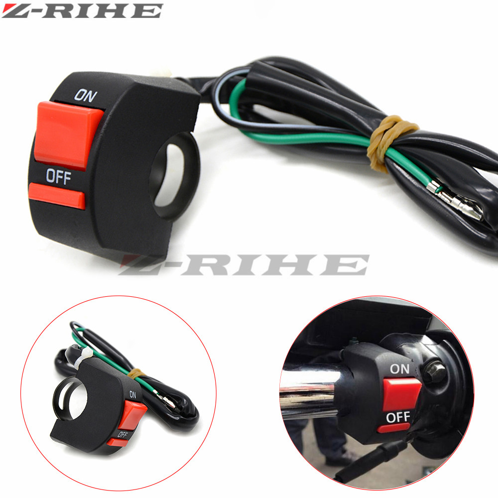 Motorcycle Light Switch For 7/8 Handlebar With ON/OFF Button Connector honda PCX 125/150 PCX125/150 PCX150 150 all year