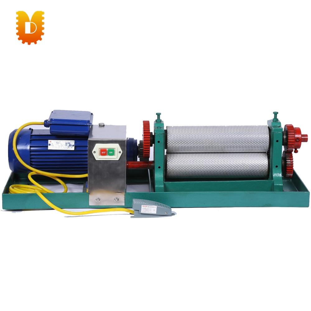 310mm blade electric beeswax press machine / beeswax foundation sheet machine / beeswax stamping machine