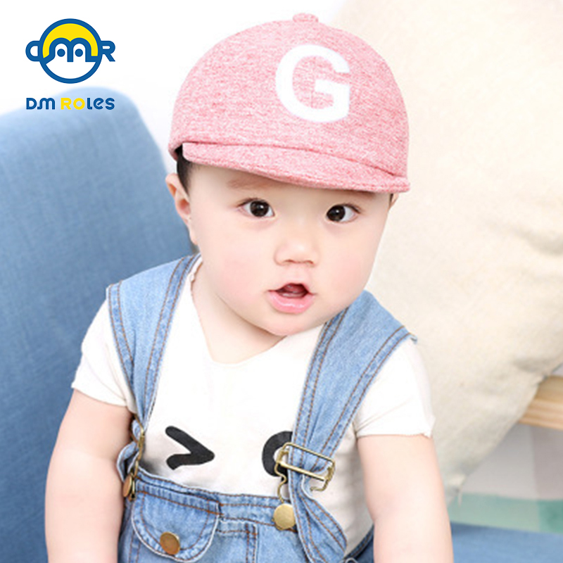 4ada80baa53 DMROLES Kids Hat Children Sun Hats Fashion Baby Girl Boy Hat Newborn Infant  Toddler Cap Girl