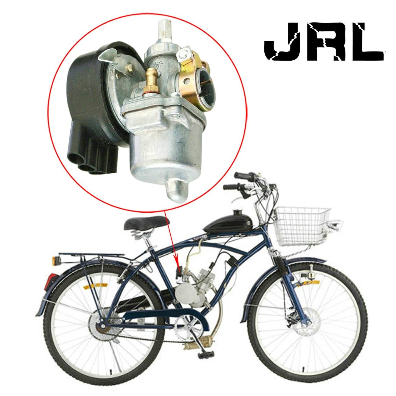 קרבורטור פחמימות Fit 2 שבץ 50cc 60cc 80cc מנוע אופניים ממונעים