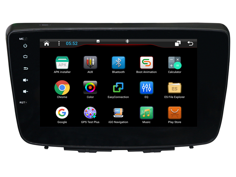 Car Intelligent System Otojeta Dsp Stereo Carplay Android 8.1 Car Radio For Ford Ranger 2016 Car Accessories Gps Ips Screen Video Player Tape Recorder