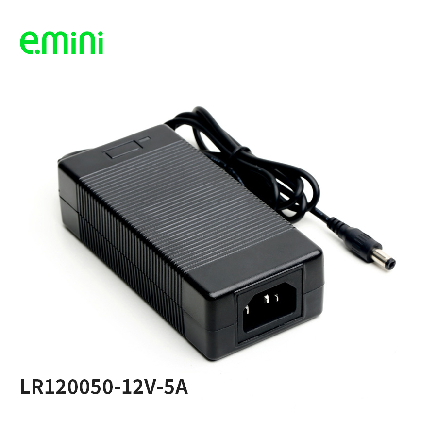 AC 100V-240V Converter Adapter DC <font><b>12</b></font> volt 5 <font><b>amp</b></font> adapter 60W <font><b>Power</b></font> <font><b>Supply</b></font> 5.5mm lihgt with all kind of plug For Free Shipping image