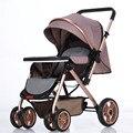 Venta caliente carro de bebé súper ligero plegable fácil bebé carro coche de bolsillo portátil