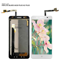 Für ZTE Blade A610 plus A2 plus LCD Display Digitizer Touch Screen Panel Sensor Glas Assembly + Werkzeuge