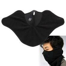 Veil неопрена шея шапочки велосипеда мотоцикла черная лицо cap теплый маска