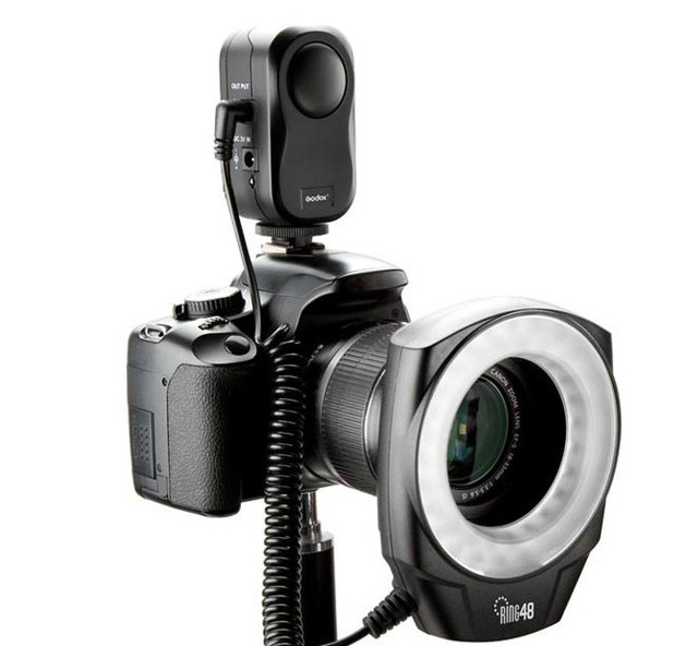 Adearstudio CD50 Godox Led Ring Macro Led Macro Camera Led ...