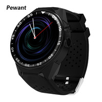 Pewant S99C Android 5.1 OS 1.39 Smart Watch MTK6580 1GB Ram 16GB Rom 5.0 MP Camera Smartwatch Support 3G WIFI GPS Pedometer
