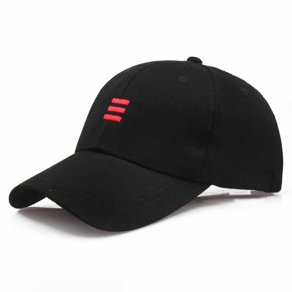 Boné de beisebol ajustável de alta qualidade de verão chapéus de sol bonés