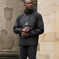 Men Hoodie Kanye West Clothing Fashion Hip Hop Skateboard Urban Clothes Swag Men Hoodies Half Zipper