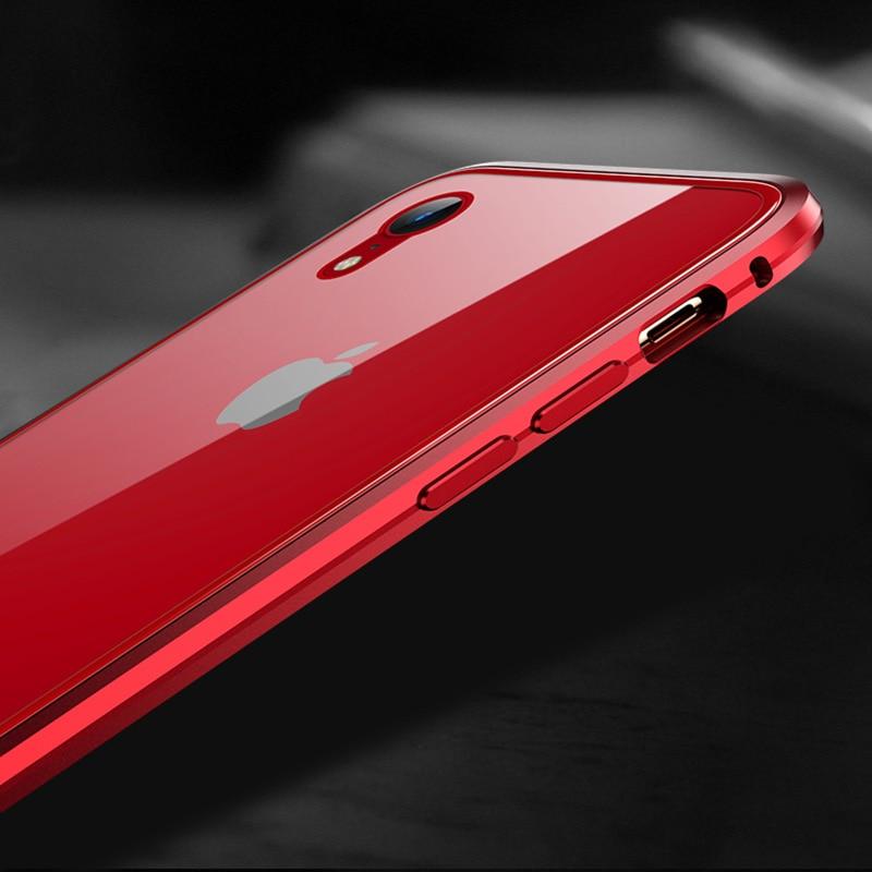 Μαγνητική θήκη από γυαλί για το iPhone Xs - Ανταλλακτικά και αξεσουάρ κινητών τηλεφώνων - Φωτογραφία 6