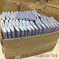 50 шт. 100/180 нейл-арта шлифовальная наждачная бумага для ногтей моющиеся пилочка для ногтей Semilune банан полировка изогнутые профессиональный н...