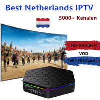 T95Z Plus European IPTV 160 Live Netherlands IPTV Android Tv Box 2G 16G Android 7 1